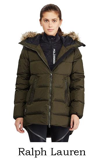 Piumini Ralph Lauren Autunno Inverno 2016 2017 Look 5