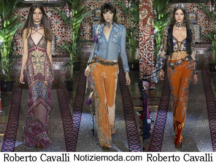 Roberto Cavalli Primavera Estate 2017 Abbigliamento