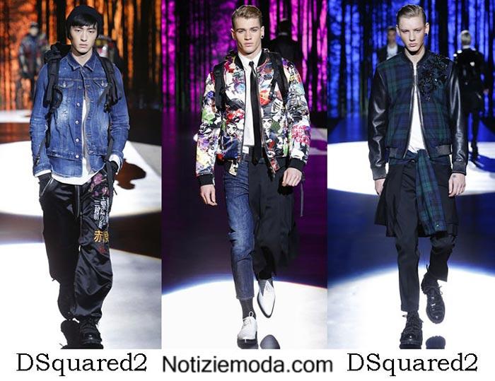Style DSquared2 Autunno Inverno 2016 2017 Uomo