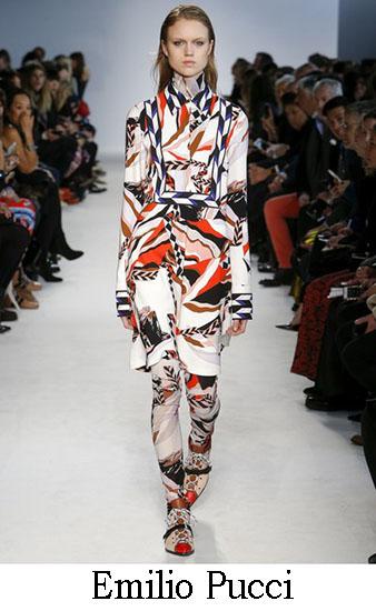 Style Emilio Pucci Autunno Inverno Emilio Pucci Donna 1