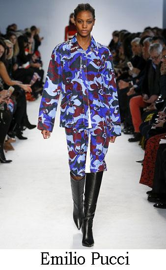 Style Emilio Pucci Autunno Inverno Emilio Pucci Donna 22