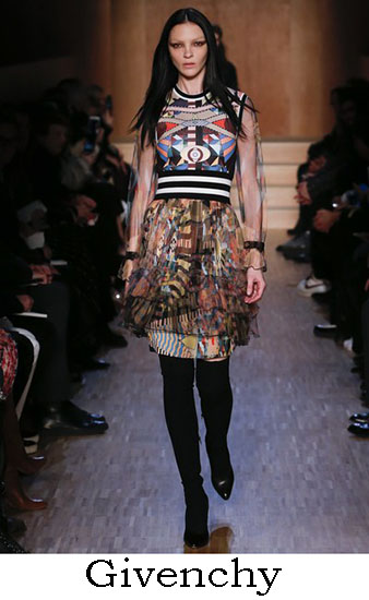 Style Givenchy Autunno Inverno Givenchy Donna 15