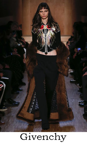 Style Givenchy Autunno Inverno Givenchy Donna 44