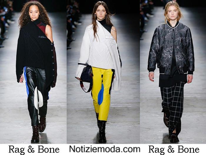Style Rag & Bone Autunno Inverno 2016 2017 Moda Donna