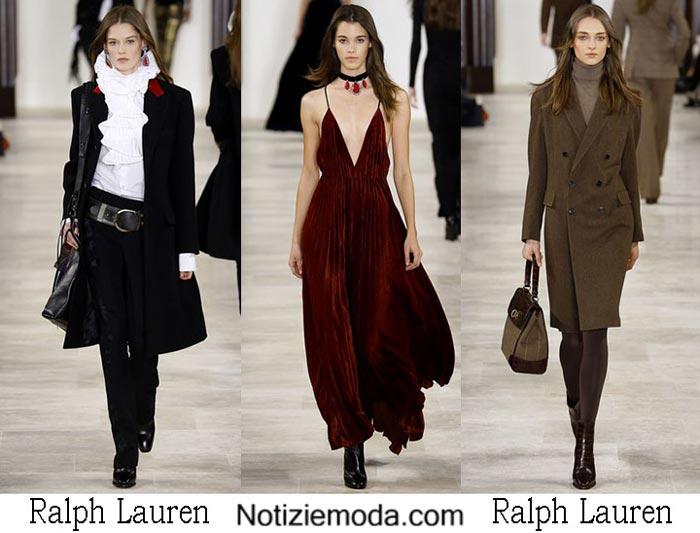 Style Ralph Lauren Autunno Inverno 2016 2017 Moda Donna