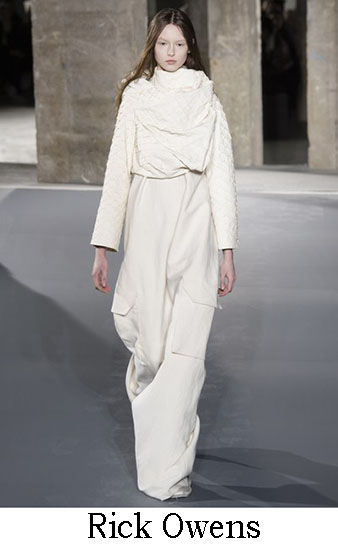 Style Rick Owens Autunno Inverno Rick Owens Donna 1