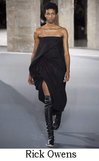 Style Rick Owens Autunno Inverno Rick Owens Donna 10