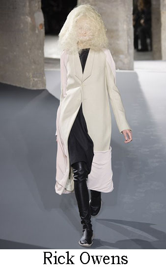 Style Rick Owens Autunno Inverno Rick Owens Donna 11