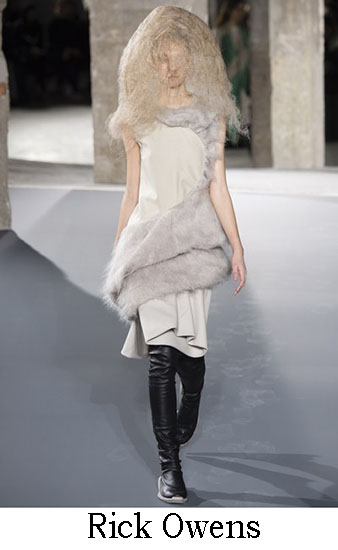 Style Rick Owens Autunno Inverno Rick Owens Donna 12