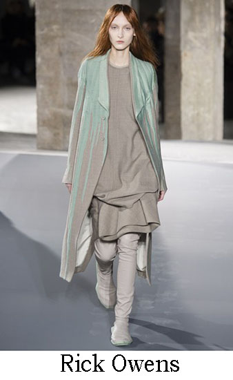 Style Rick Owens Autunno Inverno Rick Owens Donna 14