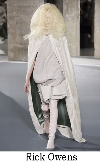 Style Rick Owens Autunno Inverno Rick Owens Donna 19
