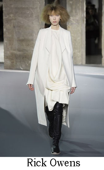 Style Rick Owens Autunno Inverno Rick Owens Donna 2