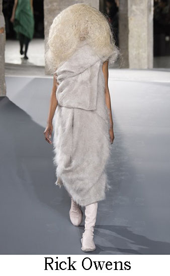 Style Rick Owens Autunno Inverno Rick Owens Donna 20