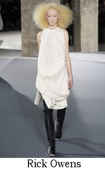 Style Rick Owens Autunno Inverno Rick Owens Donna 3