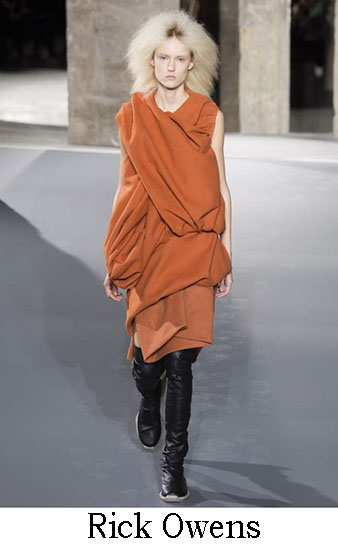 Style Rick Owens Autunno Inverno Rick Owens Donna 31