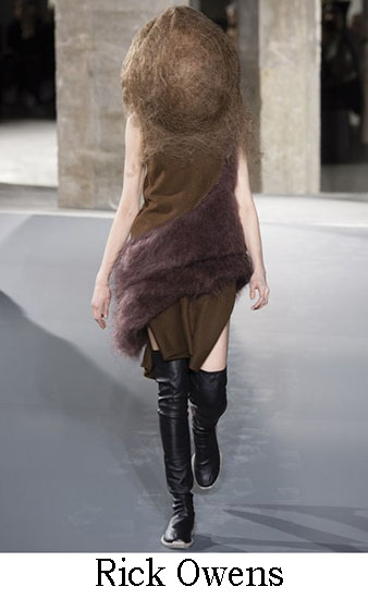 Style Rick Owens Autunno Inverno Rick Owens Donna 32