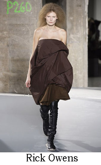 Style Rick Owens Autunno Inverno Rick Owens Donna 33