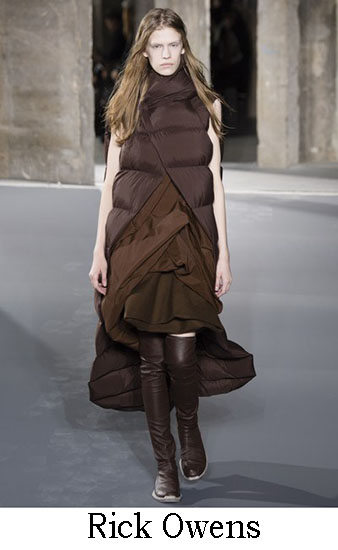 Style Rick Owens Autunno Inverno Rick Owens Donna 36