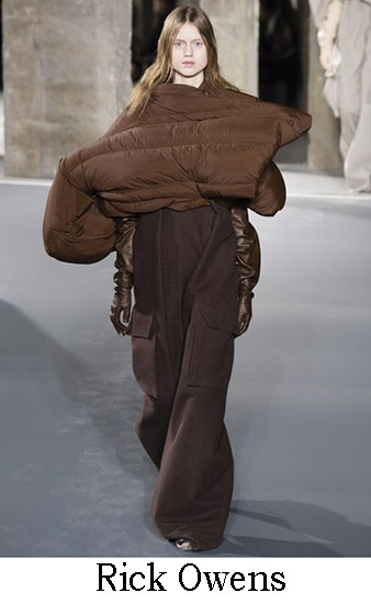 Style Rick Owens Autunno Inverno Rick Owens Donna 39