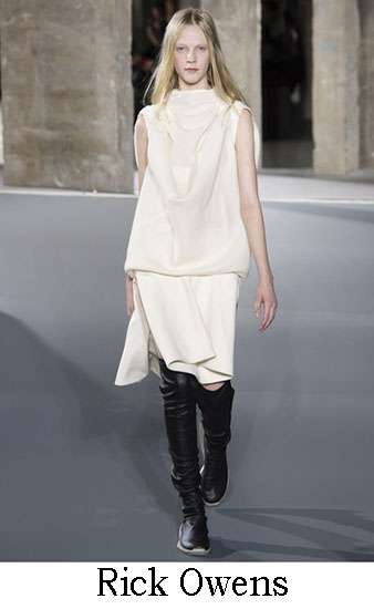Style Rick Owens Autunno Inverno Rick Owens Donna 4