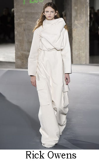 Style Rick Owens Autunno Inverno Rick Owens Donna 42