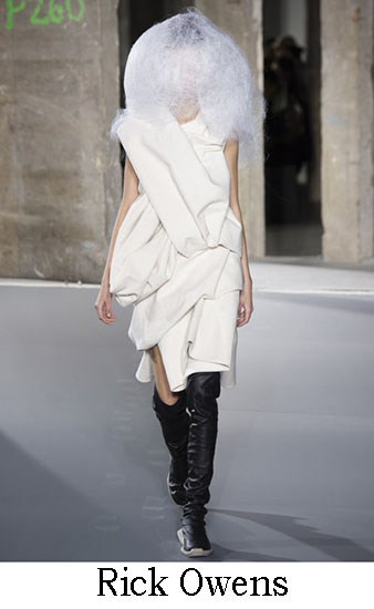 Style Rick Owens Autunno Inverno Rick Owens Donna 6