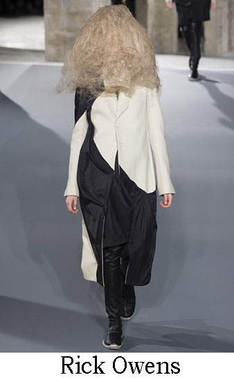Style Rick Owens Autunno Inverno Rick Owens Donna 7