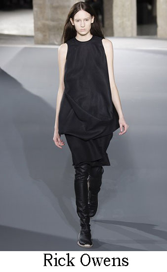 Style Rick Owens Autunno Inverno Rick Owens Donna 8
