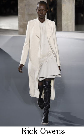 Style Rick Owens Autunno Inverno Rick Owens Donna 9