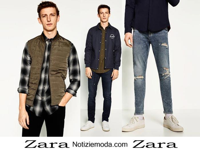 Style Zara Autunno Inverno 2016 2017 Moda Uomo