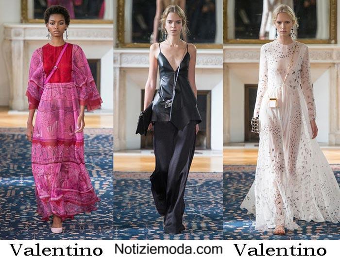 Valentino Primavera Estate 2017 Style Online Donna