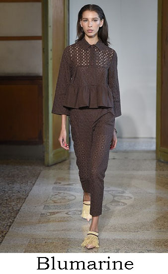 Blumarine Primavera Estate 2017 Abbigliamento Donna 12