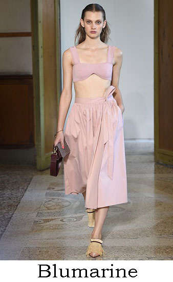 Blumarine Primavera Estate 2017 Abbigliamento Donna 27