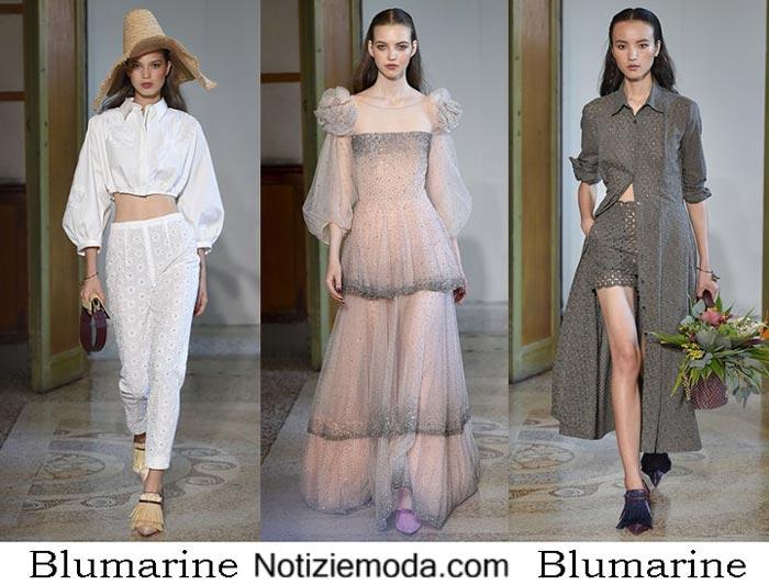 Blumarine Primavera Estate 2017 Abbigliamento Donna