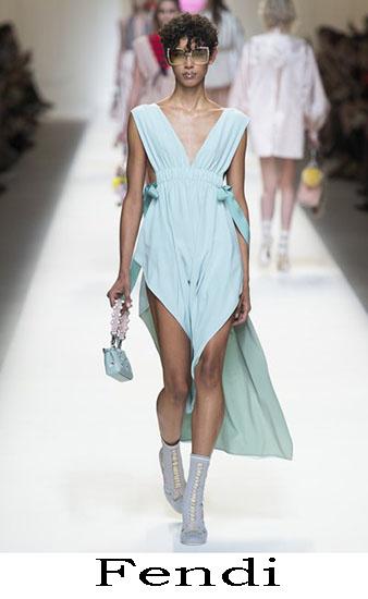 Fendi Primavera Estate 2017 Abbigliamento Donna Look 17