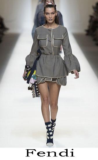 Fendi Primavera Estate 2017 Abbigliamento Donna Look 2