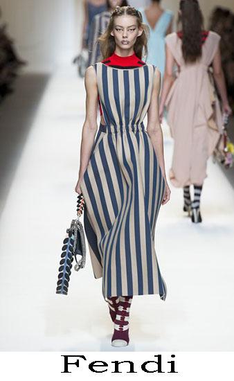 Fendi Primavera Estate 2017 Abbigliamento Donna Look 20