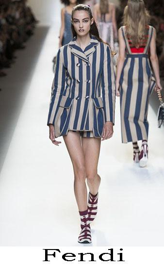 Fendi Primavera Estate 2017 Abbigliamento Donna Look 21