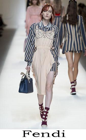 Fendi Primavera Estate 2017 Abbigliamento Donna Look 23
