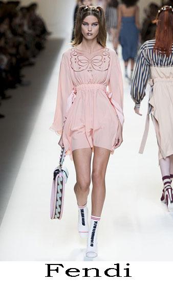 Fendi Primavera Estate 2017 Abbigliamento Donna Look 24