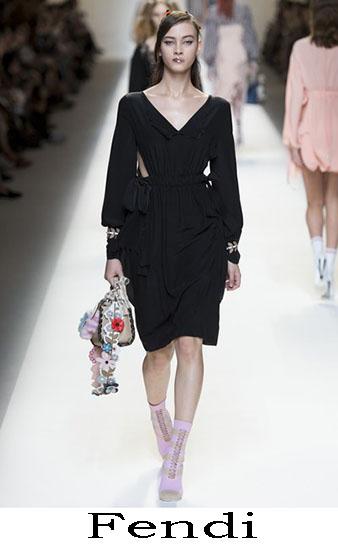 Fendi Primavera Estate 2017 Abbigliamento Donna Look 25