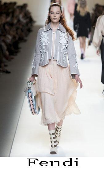 Fendi Primavera Estate 2017 Abbigliamento Donna Look 28