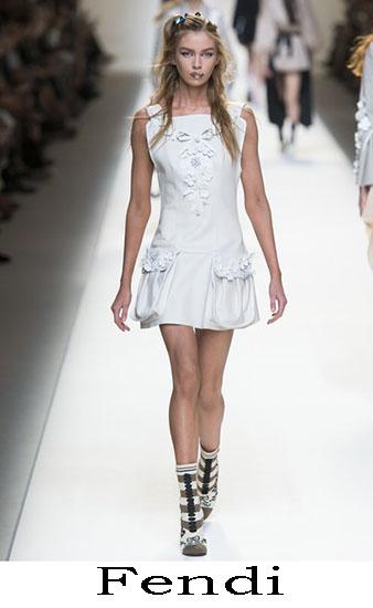 Fendi Primavera Estate 2017 Abbigliamento Donna Look 29