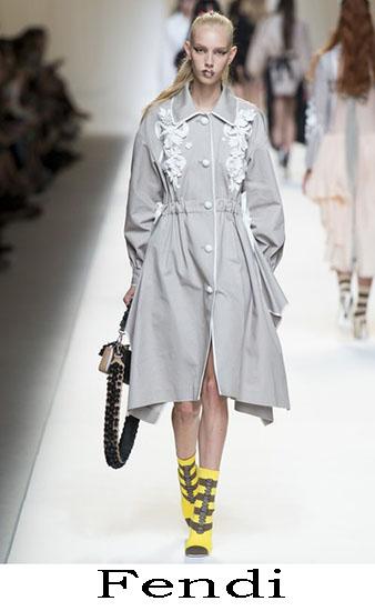 Fendi Primavera Estate 2017 Abbigliamento Donna Look 30