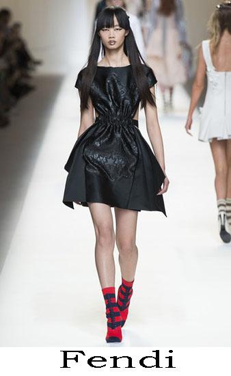 Fendi Primavera Estate 2017 Abbigliamento Donna Look 31