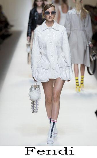 Fendi Primavera Estate 2017 Abbigliamento Donna Look 32