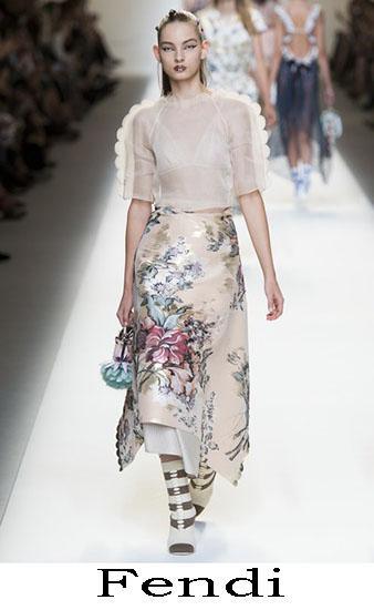 Fendi Primavera Estate 2017 Abbigliamento Donna Look 37