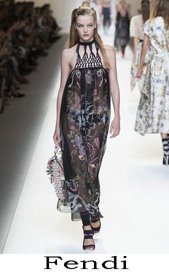 Fendi Primavera Estate 2017 Abbigliamento Donna Look 39