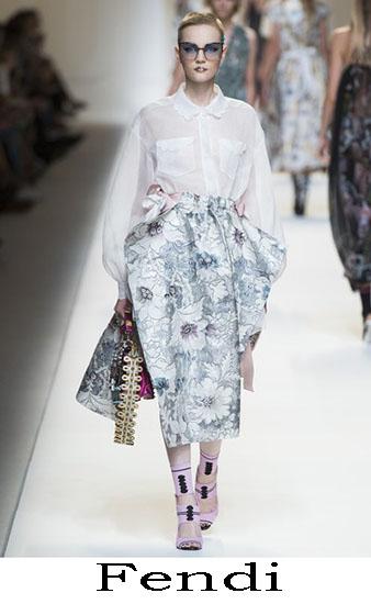 Fendi Primavera Estate 2017 Abbigliamento Donna Look 41