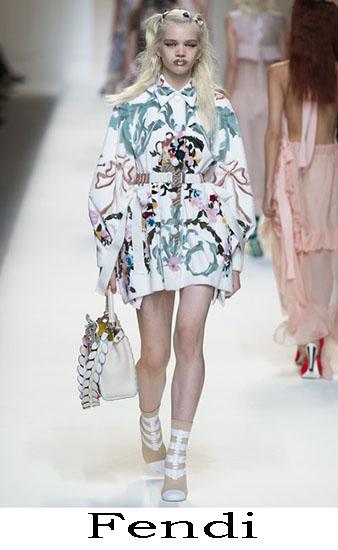 Fendi Primavera Estate 2017 Abbigliamento Donna Look 48
